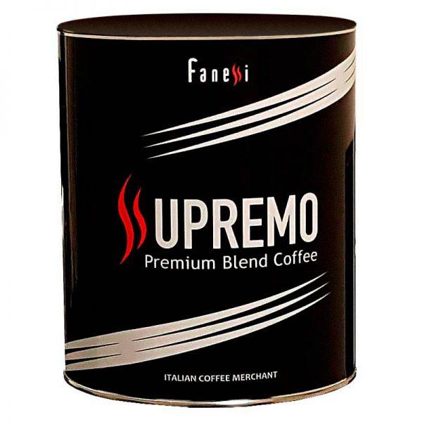 Cafe en lata para hosteleria - Supremo Fanessi