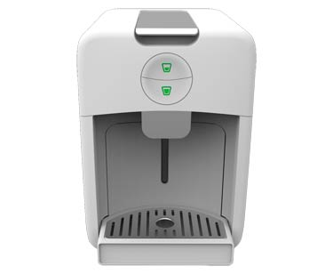 Maquina de cafe para capsulas de 7 gr. Maxi Caps